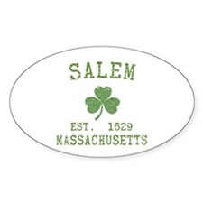 Salem Irish Decal