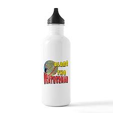 Weatherman Water Bottle