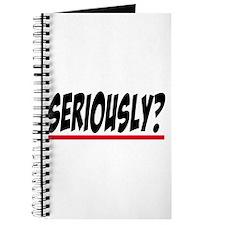 Seriously? Grey's Anatomy Journal