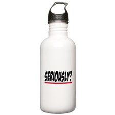 Seriously? Grey's Anatomy Stainless Water Bottle 1