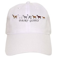 ALL Dairy Does Baseball Cap
