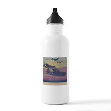 Grumman F-6 Hellcat Water Bottle