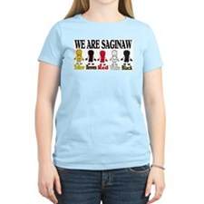 WE ARE SAGINAW T-Shirt
