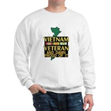 VIETNAM PROUD OF IT Sweatshirt