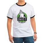 Legalize It Male Ringer T-Shizzle