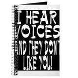 I HEAR VOICES Journal