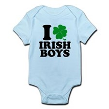 Irish Boys Infant Bodysuit