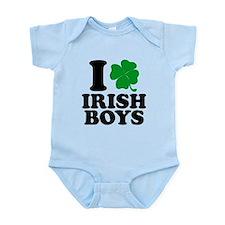 Irish Boys Infant Bodysuit