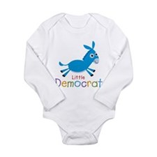 Little Democrat Onesie Romper Suit