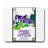 Sidney Lanier Cottage Mousepad