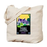 Sidney Lanier Cottage, Macon Tote Bag