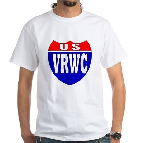 VRWC Interstate White T-Shirt