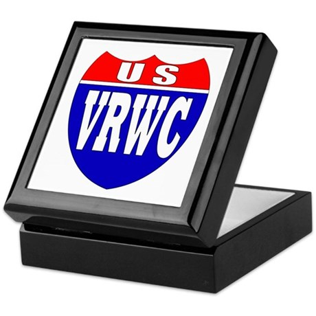VRWC Interstate Keepsake Box