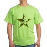 BMX Star Green T-Shirt