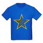 BMX Star Kids Dark T-Shirt