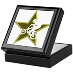 BMX Star Keepsake Box