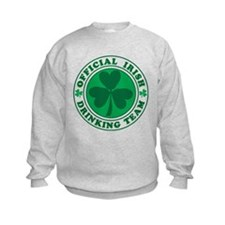 Official IRISH Drinking Team Sweatshirt