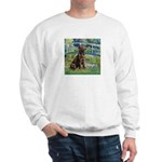 Bridge / Labrador (Choc) Sweatshirt