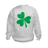 Lucky Irish Shamrock Sweatshirt