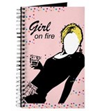 Edie-Girl on Fire Journal