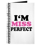 I`m Miss Perfect Journal