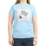 SAVE California Libraries Women's Light T-Shirt