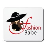 Fashion Babe Mousepad