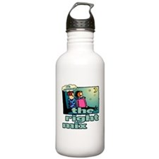 35th Wedding Anniversary Water Bottle