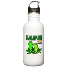 40th Wedding Anniversary Water Bottle