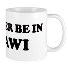 Rather be in Malawi Mug
