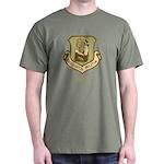 Sasquatch Militia Insignia Dark T-Shirt