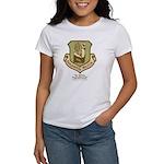 Sasquatch Militia Insignia Women's T-Shirt