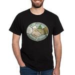 Yeti-Sasquatch Brotherhood Dark T-Shirt