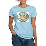 Yeti-Sasquatch Brotherhood Women's Light T-Shirt