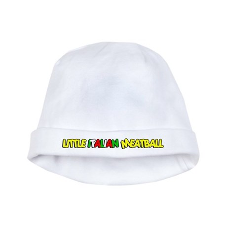 Little Italian Meatball baby hat