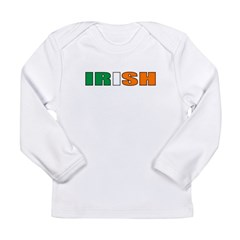 Irish Long Sleeve Infant T-Shirt