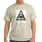 Pyramid Eye Ash Grey T-Shirt