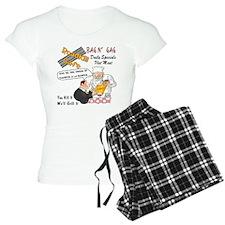 Funny Restaurant Pajamas