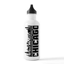 Chicago Skyline Water Bottle