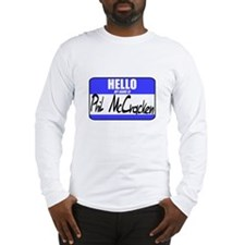 My Name Is Phil McCracken Long Sleeve T-Shirt