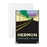 Hermon, Monterey Pass Greeting Cards (Pk of 10)