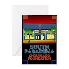 Chouinard Foundation, South P Greeting Card