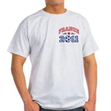 France Soccer 2011 T-Shirt