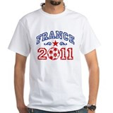 France Soccer 2011 Shirt