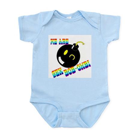 We are Sex Bob-Omb! Infant Bodysuit