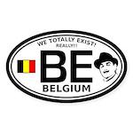 Belgium Infiltration Sticker