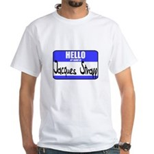 My Name Is Jaques Strapp T-shirt