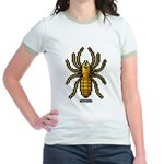 Camel Spider Ringer T-shirt