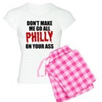 Philadelphia Baseball Women's Light Pajamas