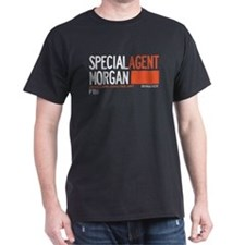 Special Agent Morgan Criminal Minds T-Shirt